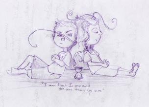That I am Sketch: lyrics by Jason Mraz