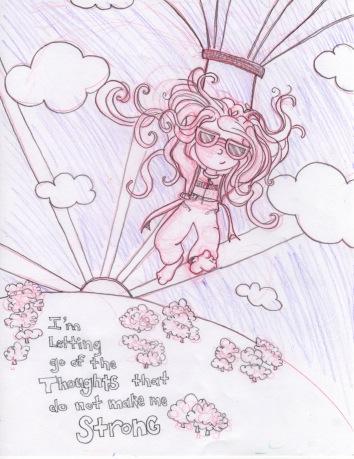 Strong Sketch: lyrics by Jason Mraz