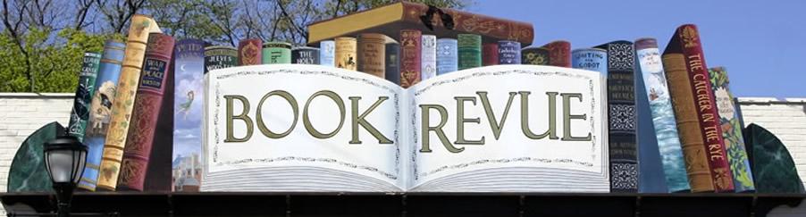 Book Revue Store Sign